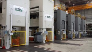 Toledo Integrated Systems Turnkey Tandem Line Controls Upgrade