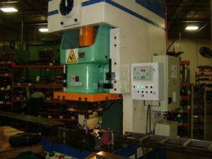 Toledo Integrated Systems PP150 Stamping Press Control Upgrade