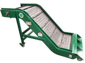 Conveyors for Parts and Scrap