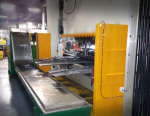 Electric Part and Scrap Shaker Conveyors and Beltless Magnetic Conveyors
